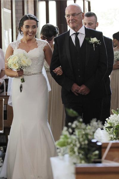 Elise welch wedding